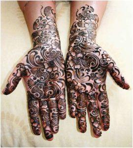 Black Henna Mehndi