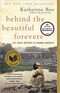 Behind the Beautiful Forevers
