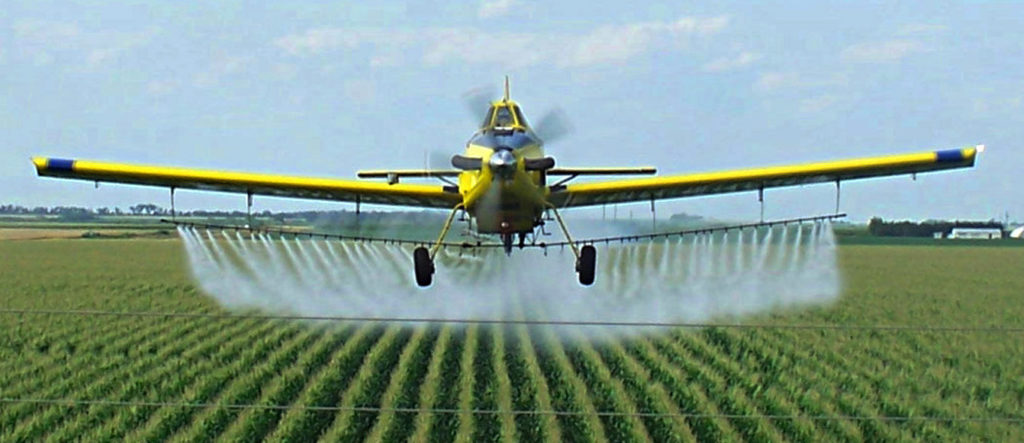 Roundup for Industrial Use