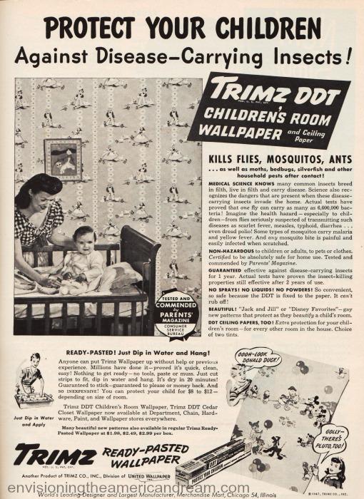 Don't Lick the DDT Wallpaper